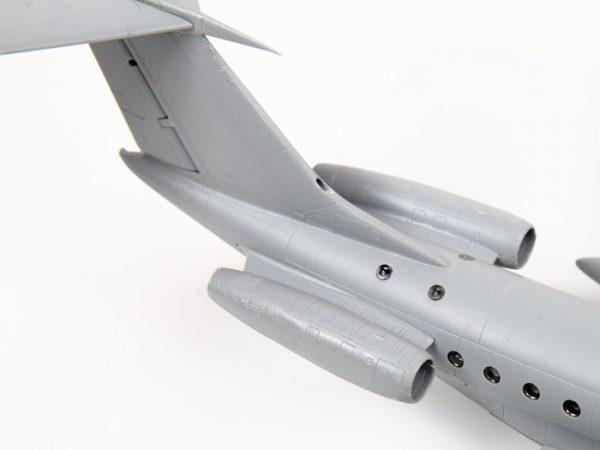 Подарочный набор с моделью самолета «Ту-134» ТМ «Звезда»