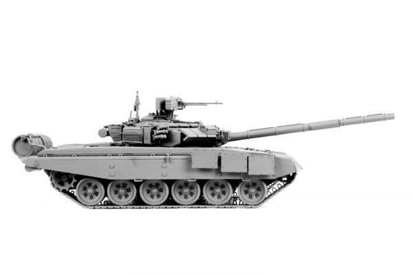 Подарочный набор с моделью танка «T-90» ТМ «Звезда»