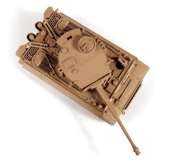 Подарочный набор с моделью танка «Тигр» ТМ «Звезда»