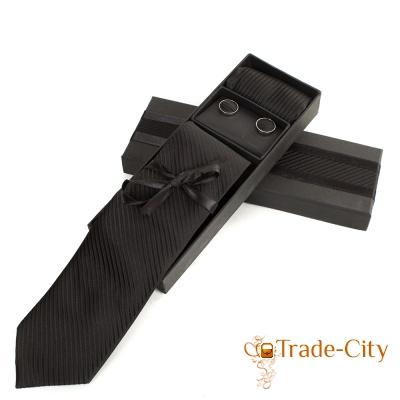 Подарочный шелковый комплект для мужчин ETERNO