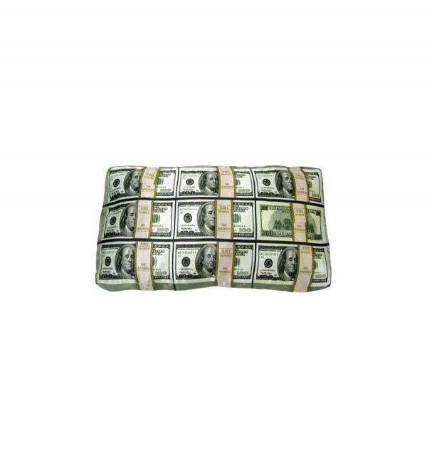 Подушка «Пачки денег»