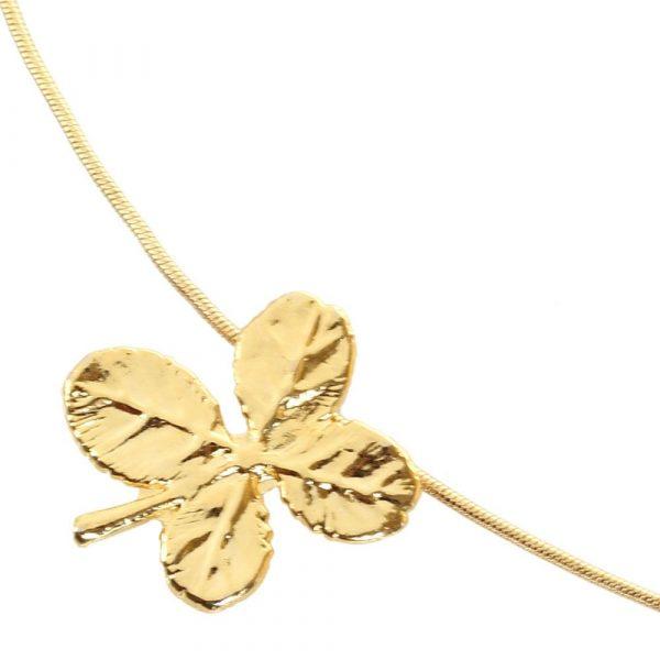 Подвеска Ester Bijoux «Four Leaf»