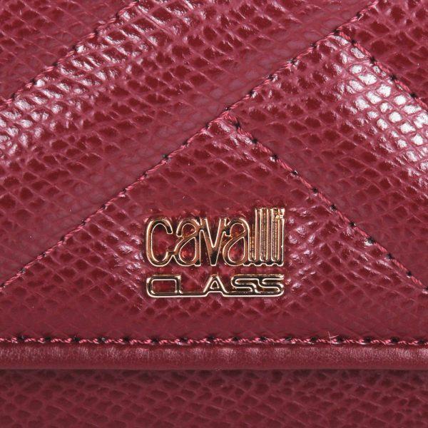 Портмоне Cavalli Class «Idol» с внешней монетницей на молнии