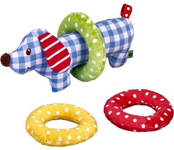 Развивающая мягкая игрушка Spiegelburg «Собачка»
