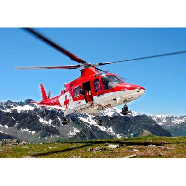 Сборная модель вертолета Agusta A-109 K2 «Rega» ТМ Revell