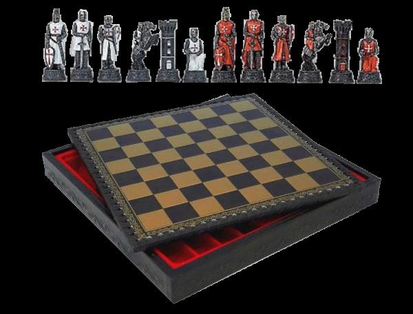 Шахматы Шахматы «Крестовый поход» Italfama