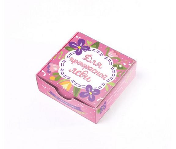 Шоколадный набор «Для прекрасной леди»