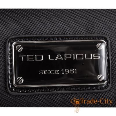 Сумка женская текстильная TED LAPIDUS (ТЕД ЛАПИДУС)