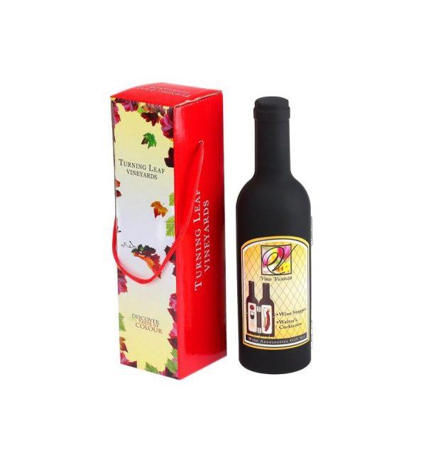 Винный набор «Бутылка вина» (объем - 0,33 л)