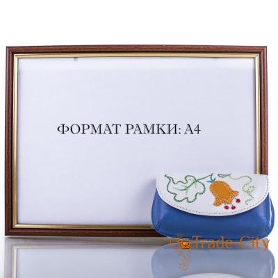 Женская кожаная ключница от Елены Юдкевич UNIQUE U (ЮНИК Ю)