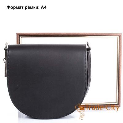 Женская кожаная сумка-клатч через плечо ETERNO (ЭТЕРНО)