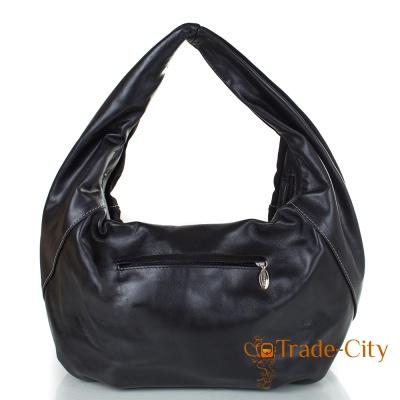 Женская сумка из натуральной кожи и замши ETERNO (ЭТЕРНО)