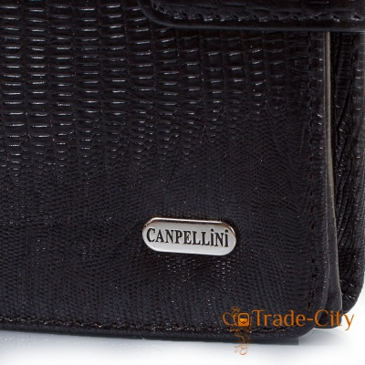 Женский кожаный кошелек CANPELLINI (карманный)