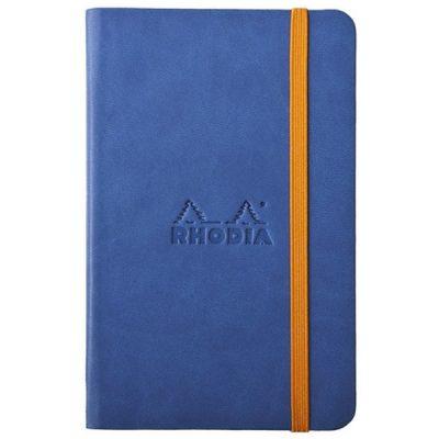 Блокнот Rhodia «Rhodiarama» (синий, А6)