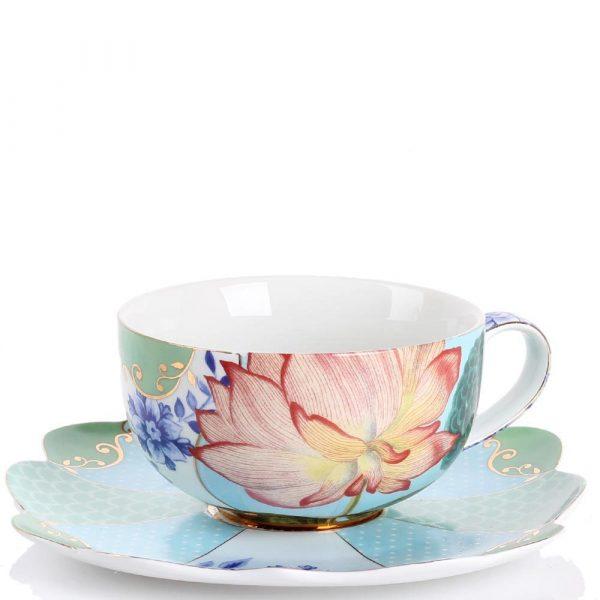 Чашка с блюдцем Pip Studio «Floral» 225 мл