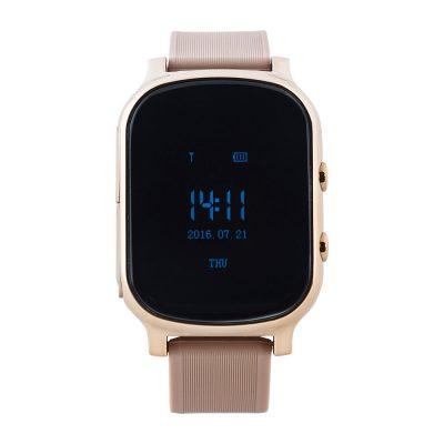 Часы для детей с GPS Треккером SmartYou T58
