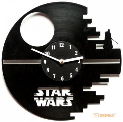 Часы настенные «Галактика Star Wars»