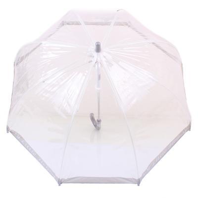 Детский зонт-трость полуавтомат ZEST (облегченный)