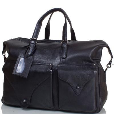 Дорожная кожаная сумка TOFIONNO