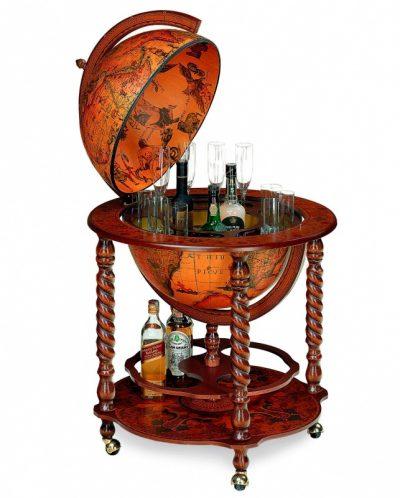 Глобус-бар напольный «Bacco» Classic