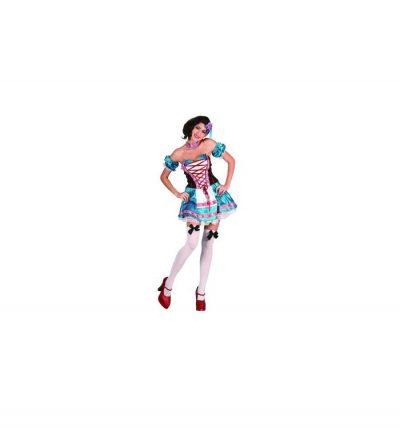 Карнавальный костюм «Баварская девушка»