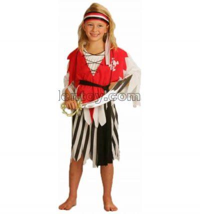 Карнавальный костюм «Пиратка»