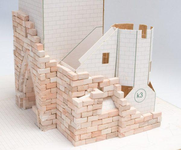 Керамический конструктор Aedes Ars «Molino de la Mancha»