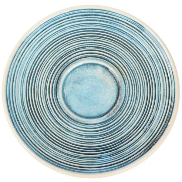 Кофейный набор Manna Ceramics голубого цвета