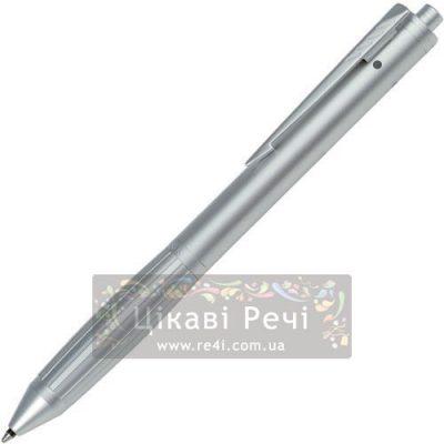 Многофункциональный инструмент: шариковая ручка двух цветов + карандаш + выделитель Parker Executive QP Matte Chrome Highlight