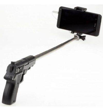 Монопод - палка селфи «Пистолет»