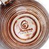 Набор из 2 чашек Manna Ceramics ручной работы в коричневых тонах