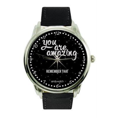 Оригинальные наручные часы AndyWatch «You are amazing»