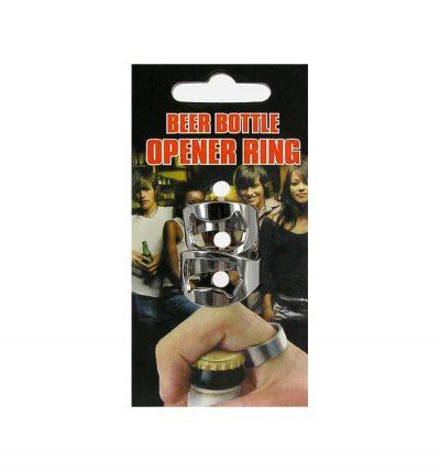 Перстень-открывалка для бутылок, 2 шт.