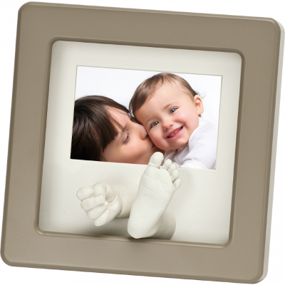 Рамочка Baby Art «Photo Sculpture Frame taupe»