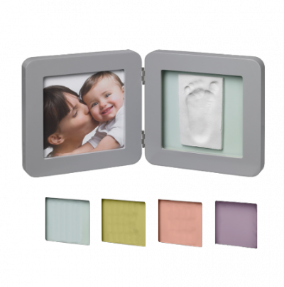 Рамочка Baby Art «Print Frame grey»