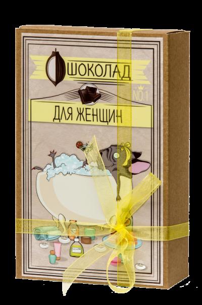 Шоколад Мопс «Для женщин»