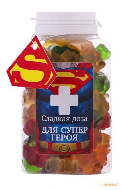 Сладкая доза «Для Супергероя»