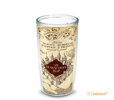 Тамблер Tervis «Harry Potter Map»