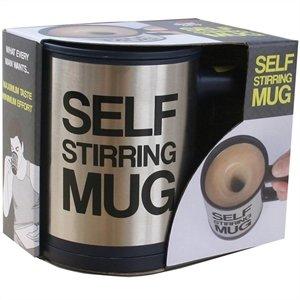 Термокружка-мешалка «Self Stirring Mug»