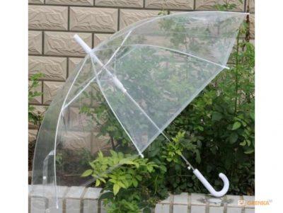 Зонт прозрачный Sweeft