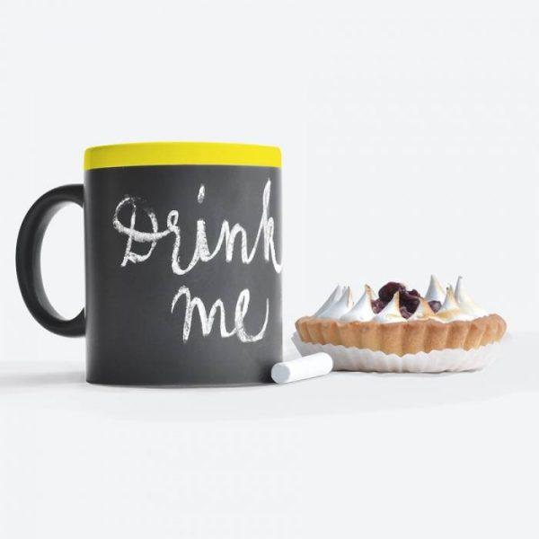 Чашка с мелом Gifty You Make Me Feel Warm (Him/Her)