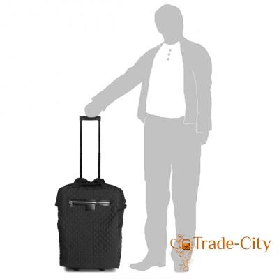 Дорожная сумка на 4-х колесах ETERNO (black)