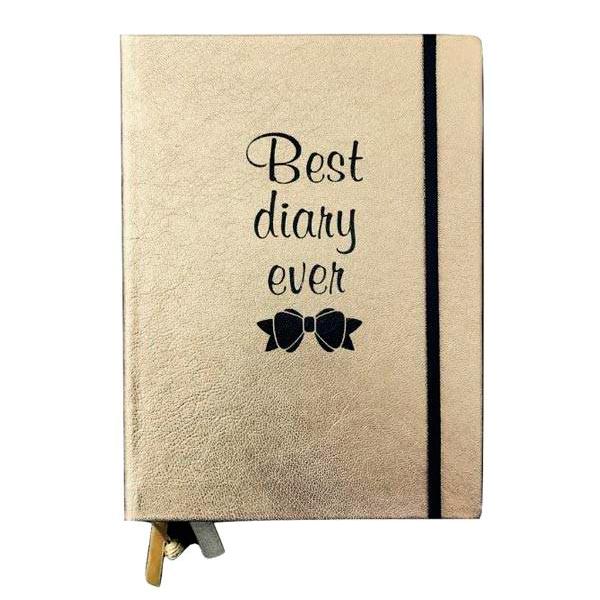 Ежедневник «Best Diary Ever Gold» BabHub