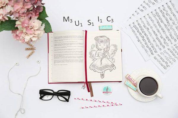 Ежедневник «Diary of a business Lady» BabHub