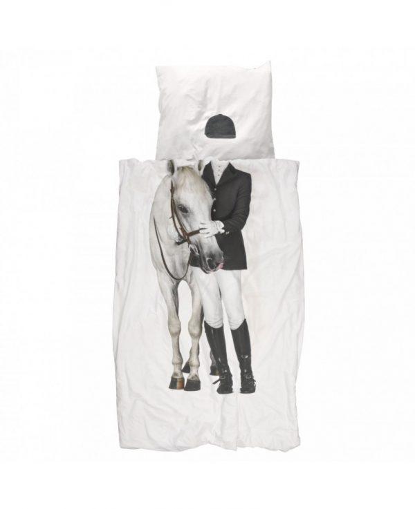 Комплект постельного белья «Жокей»