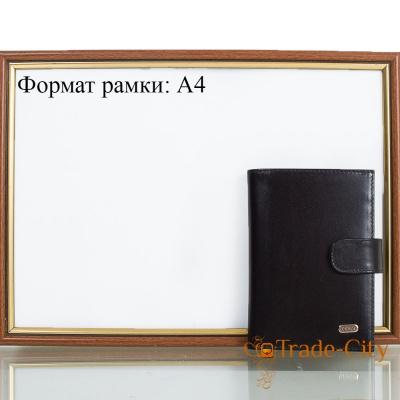 Мужская кожаная обложка для водительских прав DESISAN (SHI101-1)