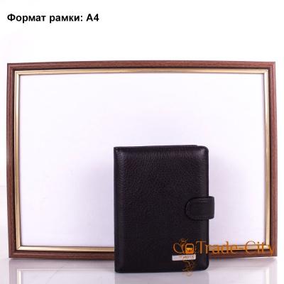 Мужская кожаная обложка для водительских прав KARYA (КАРИЯ)