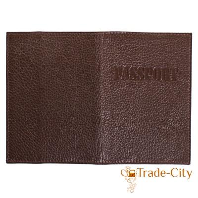 Мужская обложка для паспорта CANPELLINI (КАНПЕЛЛИНИ)