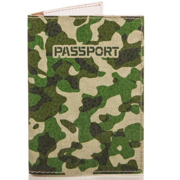 Мужская обложка для паспорта PASSPORTY (KRIV085)