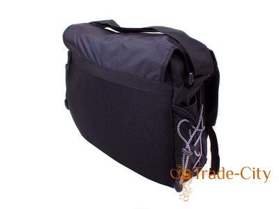 Мужская спортивная сумка ONEPOLAR (black)